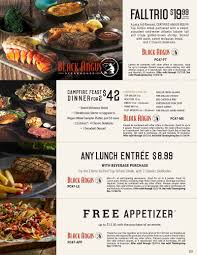 black angus steakhouse free coupons