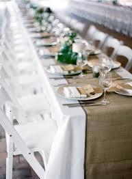 Long Table Centerpieces Long Table Arrangements And Centerpieces Help Weddingbee