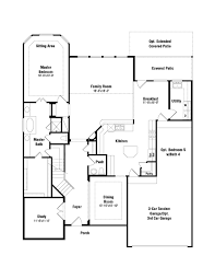 meridien floor plan at crystal falls mesa oaks and the plateau in