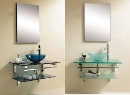 Refurbished Bathroom Vanity Modern Wall Mounted Bathroom Vanity Cabinets Freshome Com