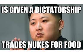 Kim Meme - nuke for food gallery 20 hilarious kim jong un memes complex