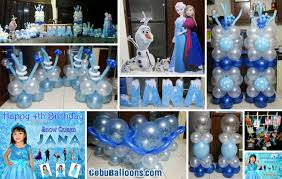 frozen disney party decorations decorating of party