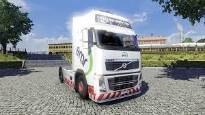 2015 volvo truck skin emr for volvo truck for euro truck simulator 2