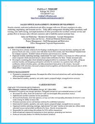 Best Resume Of All Time by The Most Excellent Business Management Resume Ever