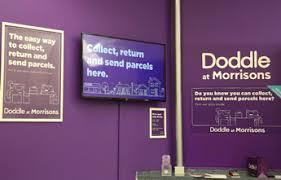 morrisons bureaux de change morrisons edinburgh granton store details