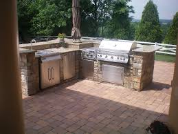 Outdoor Bbq Beautiful Barbeque Area Design Idea My Style Pinterest