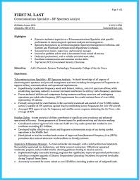 Best Secrets about Creating Effective Business Systems Analyst     How to Write a Resume in Simple Steps