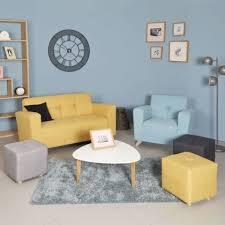 canap jaune moutarde salon chic avec canape jaune moutarde photos de canapes beau
