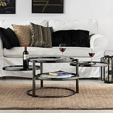 Cara Coffee Table Furniture Of America Cara Contemporary Motion