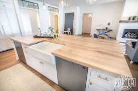 calle tuberia kitchen island porter barn wood