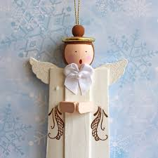 divine and beautiful angel christmas decoration ideas christmas