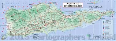 Map Of Caribbean Sea Islands by St Croix Map Us Virgin Islands Map Where Is St Croix