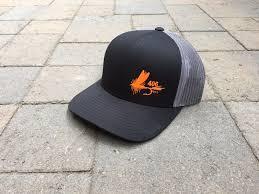 area code art 406 area code fishing trucker hat fly