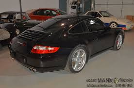 porsche coupe black 2006 porsche carrera s coupe for sale manx classic carsfor