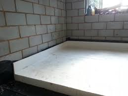 Basement Floor Insulation Charming Design Concrete Floor Insulation Basement Flooring How To