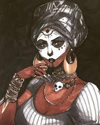 Voodoo Queen Halloween Costume 367 Voodoo Images Voodoo Costume Halloween