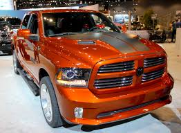 Dodge Ram Orange - ram adds fresh special editions with the 1500 copper sport hd