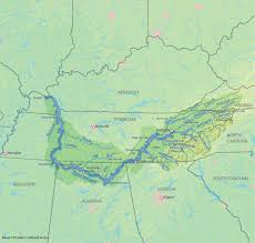United States Map With Lakes And Rivers by Holston River American Rivers