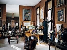 Brancusi Armchair The Things Yves Loved Vanity Fair