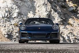 2017 porsche 911 targa 4 gts first test review