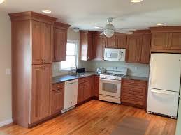 maple cabinets new jersey kitchen update