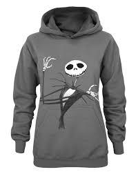 nightmare before skellington s hoodie will