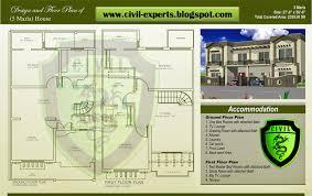 5 marla house design in rawalpindi youtube very modern plans