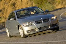 test 2007 bmw 335i coupe