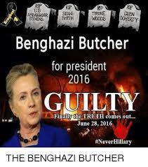 Benghazi Meme - rip rip us ambassador sean tyrone glen smith benghazi butcher for