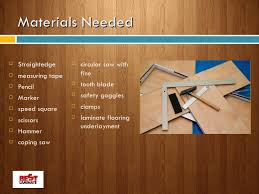 how to install laminate flooring fearlessly