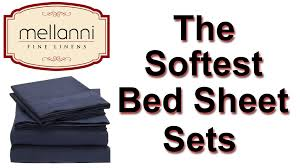 Softest Affordable Sheets by Mellanni Bed Sheets On Amazon Bedding Queen Sets Soft And