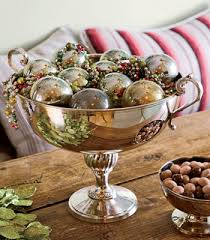 Table Decorations For Christmas Christmas Table Decorating Ideas Silver Christmas Centerpieces