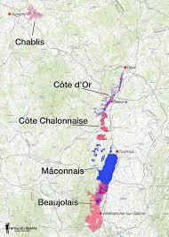 France Region Map by Wine Maps U2014 Fernando Beteta Ms
