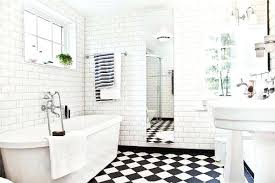 small bathroom ideas black and white black and white bathroom tiles irrr info