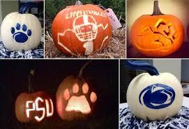 Martha Stewart Halloween Pumpkin Templates - halloween penn state pumpkin carving stencils onward state
