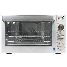 Largest Toaster Oven Convection Waring Wco500x Half Size Countertop Convection Oven 120v 1700w