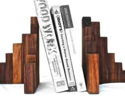 bookends etsy