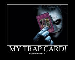 You Ve Activated My Trap Card Meme - my trap card by whumbachumba on deviantart