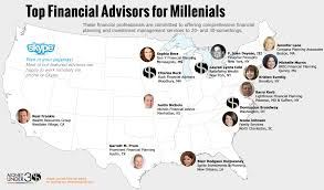 best financial advisors for millenials