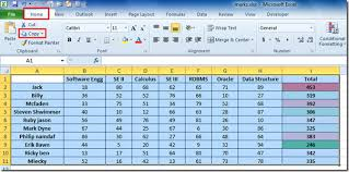 Excel Spreadsheet Copy Excel 2010 Spreadsheet Data As Linked Picture Paste Special