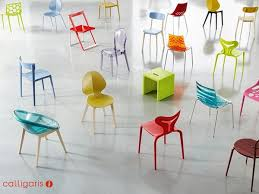 Italian Design Chairs Kartell And Calligaris - Italian design chairs