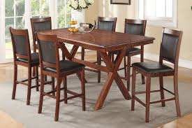 dining room sets glass furniture counter height table sets for elegant dining table