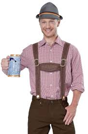 German Man Halloween Costume Amazon Carry Ride Riding Shoulder Bavarian Beer Guy