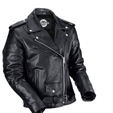 black motorcycle jacket mens nomad usa classic leather biker jacket for men motorcycle house