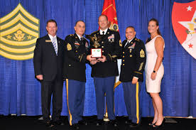 master guide uniform 3 ncos receive awards at professional development forum ausa