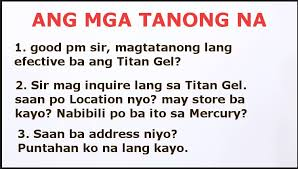 how to order titan gel if you are in the philippines titan gel