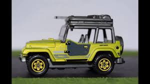 matchbox jeep 2016 jeep anniversary edition series matchbox youtube