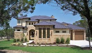 Brick Home Designs Texas Hill Country Home Design Homesfeed