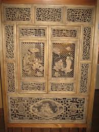 decorating carved wooden doors for main entrance door