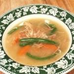 day after thanksgiving turkey carcass soup recipe allrecipes